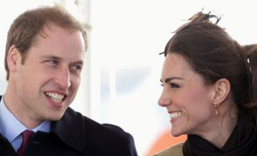 The Inbetweeners Movie makes Kate Middleton and Prince William giggle