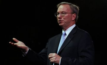 Google boss Eric Schmidt faces media grilling after British education attack