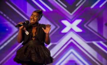 Misha Bryan wows X Factor judges with impressive vocals