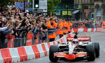 Jenson Button demands McLaren contract extension