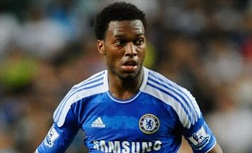 Liverpool 'want Daniel Sturridge as part of Chelsea's Raul Meireles bid'