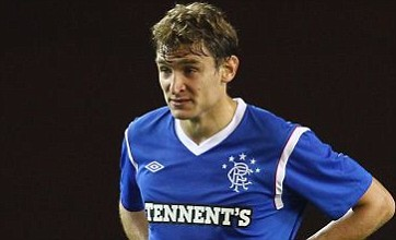 Leicester's £6.5million transfer offer for Nikica Jelavic rejected by Rangers