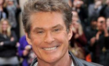 David Hasselhoff set to be axed from Britain's Got Talent