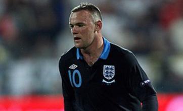 Wayne Rooney's foot injury won't keep him out of England v Wales clash