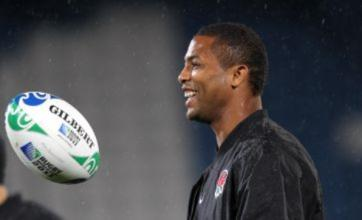 Delon Armitage given Mark Cueto's wing role for England's World Cup opener