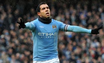 Carlos Tevez axed as Manchester City captain in favour of Vincent Kompany