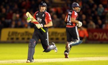 Jonny Bairstow's debut heroics steer England to win over India