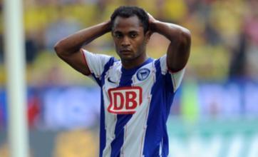 Raffael 'eyed by Arsenal for January transfer from Hertha Berlin'