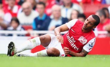 Theo Walcott's knee injury ruins Arsenal's return to winning ways