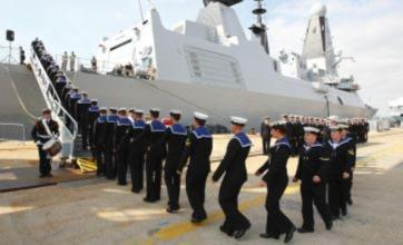 Defence cuts: Over 1,000 Royal Navy staff handed redundancy notices