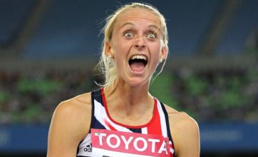 Hannah England hails mentor Kelly Holmes after claiming 1500m silver