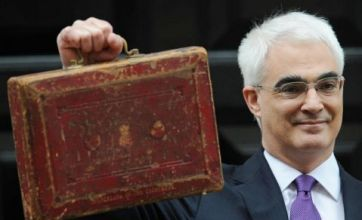 Alistair Darling hits out at Goodwin and 'arrogant and stupid bankers'