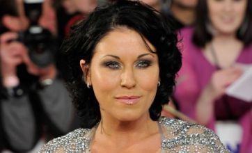 Jessie Wallace snubs relationship crisis talks and flees to Crete