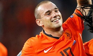 Wesley Sneijder was never an option, says Manchester United boss Fergie