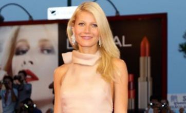 Demure Gwyneth Paltrow to star as sex addict in new comedy drama