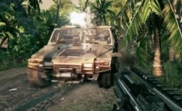 Crysis 1 coming to consoles this October