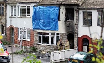 Two arrested after mother and baby are killed in Chatham house fire