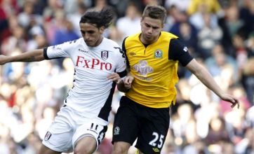 Fulham fall short as Blackburn Rovers hang on
