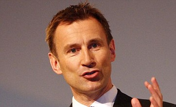Google should do more to combat piracy, says Jeremy Hunt
