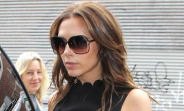 Victoria Beckham: I can't leave Harper Seven alone, she's too wonderful