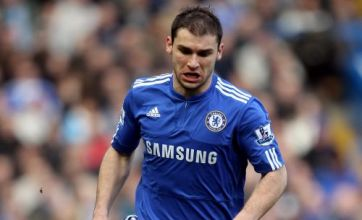 Chelsea's Branislav Ivanovic not concerned to be off the early pace