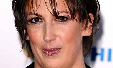 Miranda Hart to stand in for Chis Evans on Radio 2's breakfast show