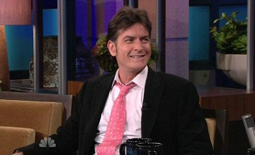 Charlie Sheen admits to regretting his 'tiger blood' phase