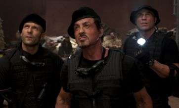 Oh dear, someone has leaked The Expendables 3 online before its release