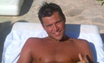 TOWIE's Mark Wright shows off body in topless Twitter picture