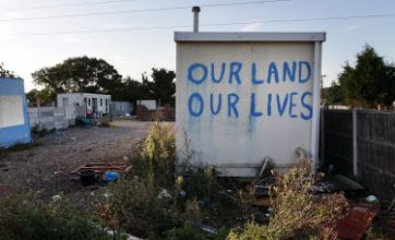 'Battle of Basildon' fears as protests begin on Dale Farm eviction day