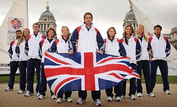 London 2012: Ben Ainslie first athlete selected in Team GB for Olympic Games