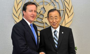 David Cameron: Libya is a lesson for UN to help world