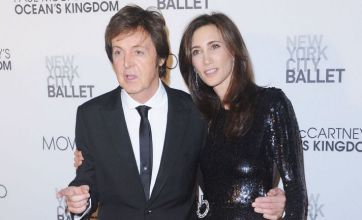 Paul McCartney joined by celebs at premiere of ballet Ocean's Kingdom