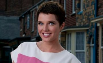 Coronation Street's Helen Flanagan suffering panic attacks on set