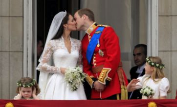 Prince William reveals Queen helped plan royal wedding to Kate Middleton