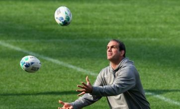 Martin Johnson: England's World Cup quest starts here