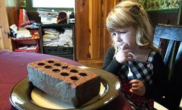 Girl, 3, addicted to eating bricks and light bulbs