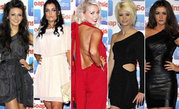 EastEnders steals the show at 2011 Inside Soap Awards