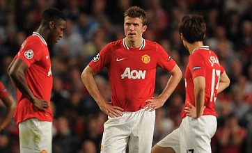 Manchester United facing Champions League struggle, says Michael Carrick