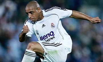 Roberto Carlos installed as player-manager at Anzhi Makhachkala