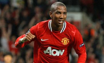 Ashley Young 'fit for England' despite missing Manchester United win