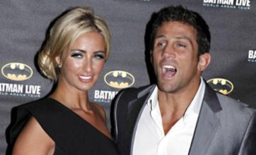 Alex Reid proposes to Chantelle Houghton on live TV