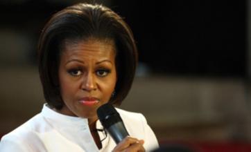 Royal Navy told to stop aiming guns at Michelle Obama