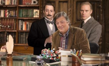 Stephen Fry, Robert Webb and David Mitchell to star in new BBC comedy