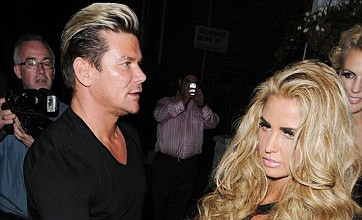 Katie Price attempts to put Leandro behind her with a night on the town