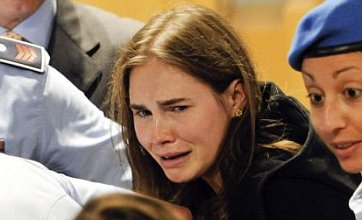 Amanda Knox's sister praises court's 'courage' over appeal decision
