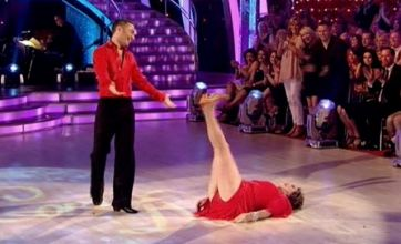 Edwina Currie wants more spice in her Strictly performances