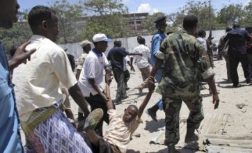 Somalia truck bomb attack kills 70 in Mogadishu