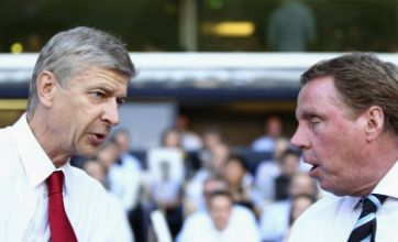 Sven-Goran Eriksson: FA should hire Arsene Wenger instead of Harry Redknapp