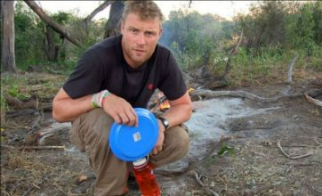 Alone In The Wild exposed Freddie Flintoff with his guard down